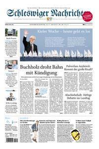 Schleswiger Nachrichten - 16. Juni 2018