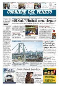 Corriere del Veneto Vicenza e Bassano – 23 settembre 2018