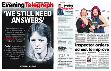 Evening Telegraph Late Edition – March 19, 2019