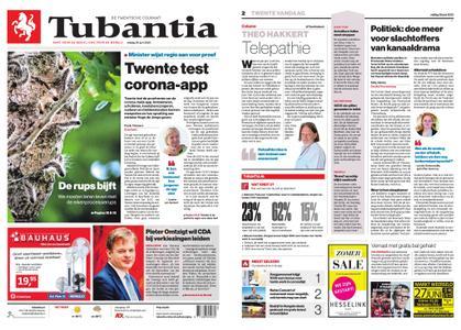 Tubantia - Hengelo – 26 juni 2020