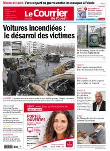 Le Courrier de l'Ouest Angers – 05 janvier 2021