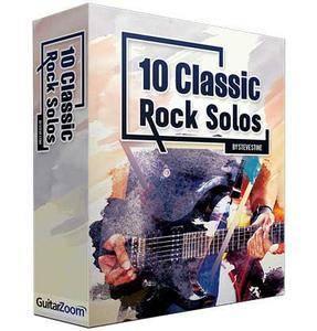 Steve Stine's - 10 Classic Rock Solos