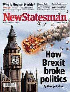 New Statesman - 1 - 7 March 2019