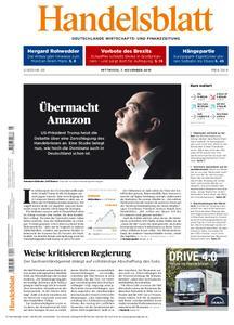 Handelsblatt - 07. November 2018