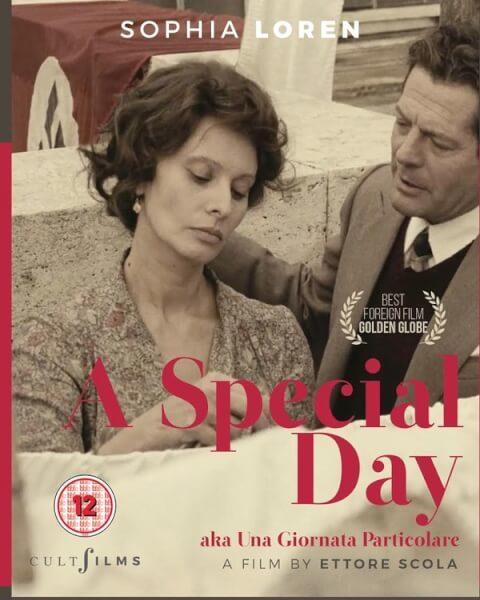 A Special Day (1977) Una giornata particolare + Extra