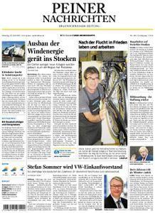 Peiner Nachrichten - 10. Juli 2018