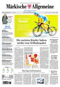 Märkische Allgemeine Jüterboger Echo - 09. Oktober 2019