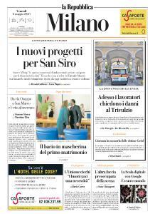 La Repubblica Milano - 8 Maggio 2020