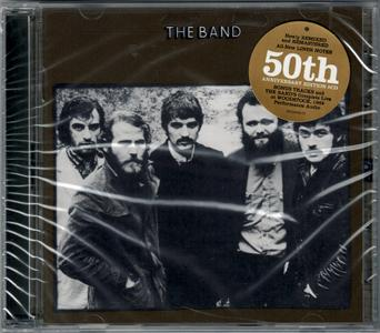 The Band - The Band (1969) {2019, 50th Anniversary Edition}
