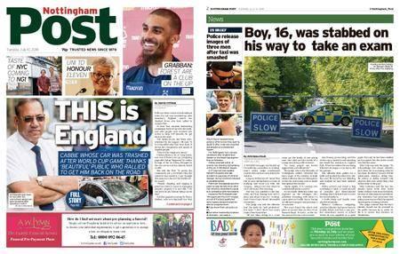 Nottingham Post – July 10, 2018