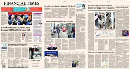 Financial Times Europe – 06 February 2018