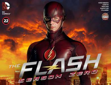 The Flash - Season Zero 022 2015 Digital-SD
