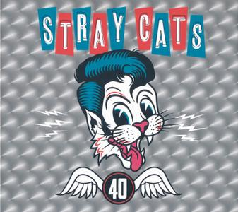 Stray Cats - 40 (2019) {Deluxe Edition}