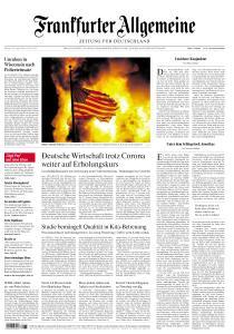 Frankfurter Allgemeine Zeitung - 26 August 2020