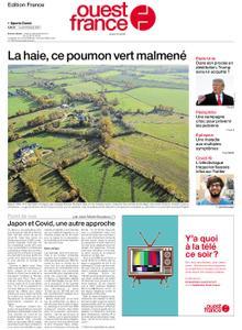 Ouest-France Édition France – 08 février 2021