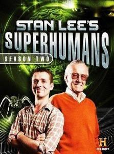 History Channel - Stan Lees Superhumans: Season 2 (2012)