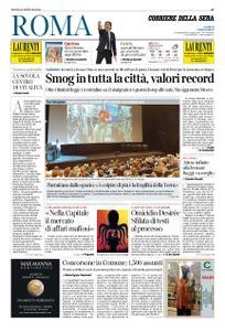 Corriere della Sera Roma – 18 gennaio 2020