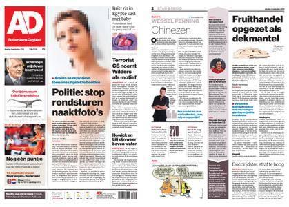 Algemeen Dagblad - Rotterdam Stad – 04 september 2018