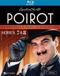 Agatha Christie's Poirot - Season 7 (2000) [Complete]