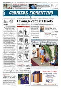 Corriere Fiorentino La Toscana - 19 Novembre 2017