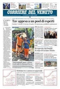 Corriere del Veneto Venezia e Mestre - 1 Agosto 2018