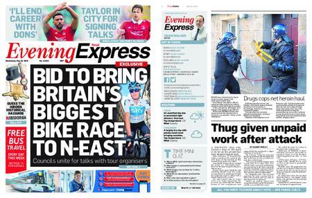 Evening Express – May 22, 2019