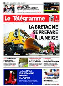 Le Télégramme Landerneau - Lesneven – 09 février 2021