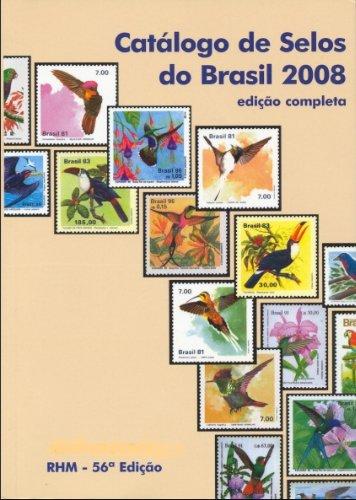 Catalogo de Selos do Brasil 2008