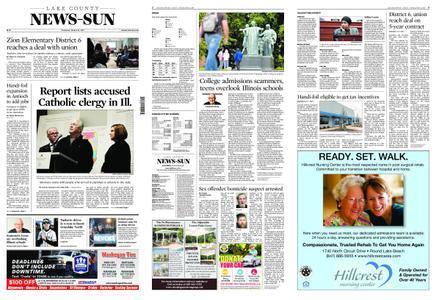 Lake County News-Sun – March 21, 2019