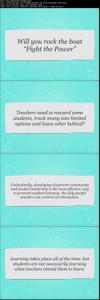 Maximising Teacher's Potential
