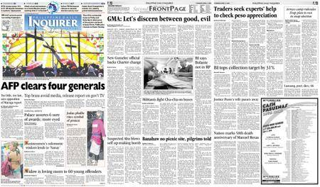 Philippine Daily Inquirer – April 13, 2006