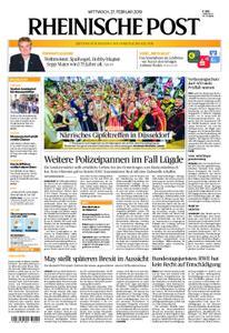 Rheinische Post – 27. Februar 2019