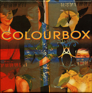 Colourbox - Colourbox (2012) 4CD Box Set