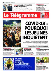 Le Télégramme Auray – 28 juillet 2020