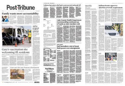 Post-Tribune – April 08, 2021