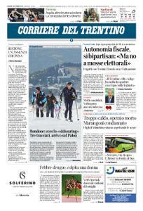 Corriere del Trentino – 18 ottobre 2018