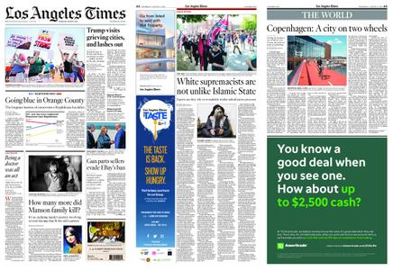 Los Angeles Times – August 08, 2019