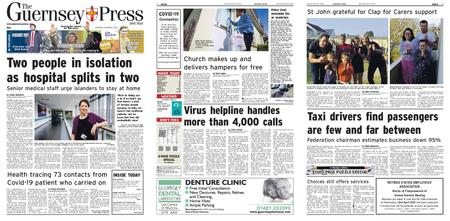 The Guernsey Press – 28 March 2020