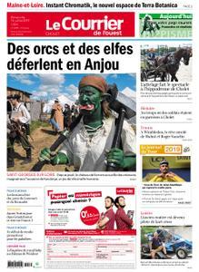 Le Courrier de l'Ouest Cholet – 14 juillet 2019