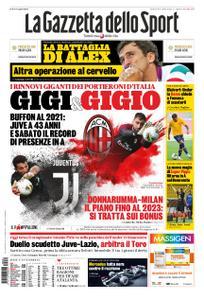 La Gazzetta dello Sport Roma – 30 giugno 2020