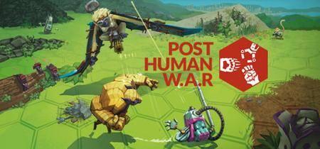 Post Human W.A.R (2017)