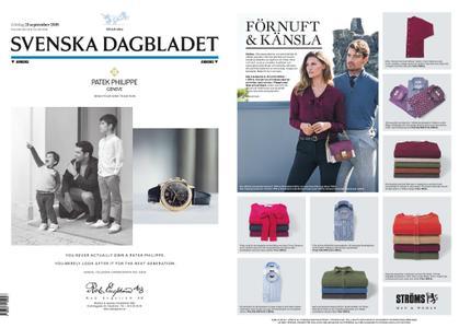 Svenska Dagbladet – 21 september 2019