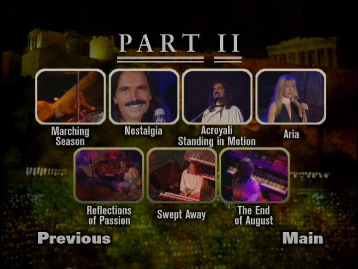 Yanni - Live At The Acropolis (1994) / AvaxHome
