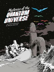 Penguin-Mysteries Of The Quantum Universe 2017 Hybrid Comic eBook