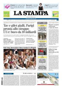 La Stampa Imperia e Sanremo - 7 Febbraio 2019