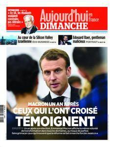 Aujourd'hui en France – 06 mai 2018