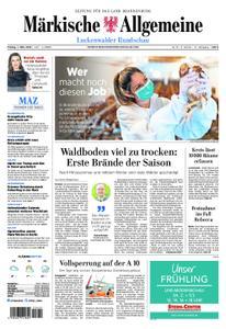 Märkische Allgemeine Luckenwalder Rundschau - 01. März 2019