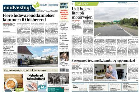 Nordvestnyt Holbæk Odsherred – 03. august 2018