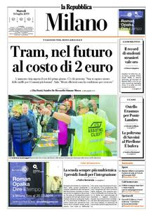 la Repubblica Milano – 16 luglio 2019