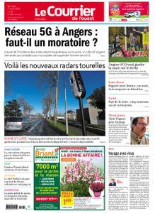 Le Courrier de l'Ouest Angers – 07 mars 2020